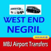 transportation from Montego bay Airport Transfer to West End Negril