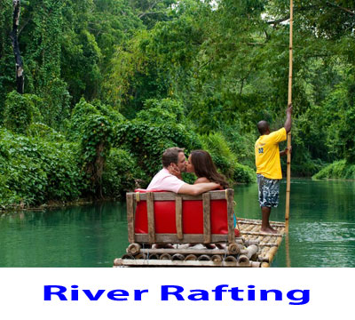 River rafting in jamaica