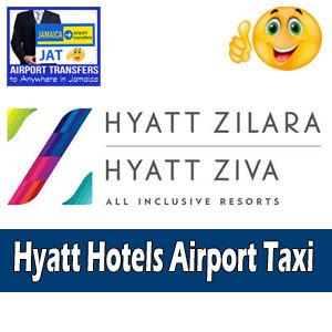 Hyatt airport taxi montego bay