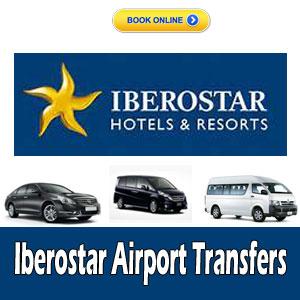 Iberostar rose hall airport transfers